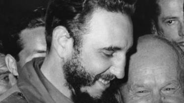 फिदेल कास्त्रो
