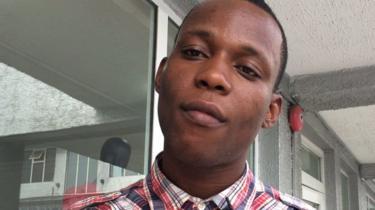 Paul Oseh, graphic designer, Lagos