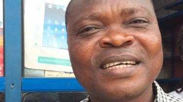 Stanley Osiaku, trader, Lagos
