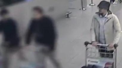 Still from the CCTV footage