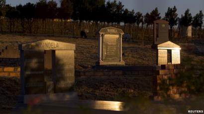 Family burial ground