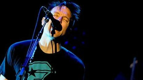 Blink-182's Mark Hoppus