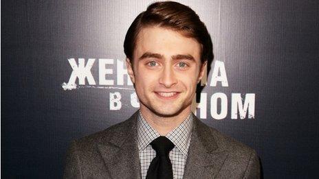 Woman in Black, Daniel Radcliffe, horror