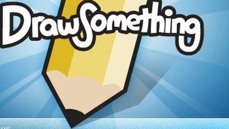 Draw Something Is Sold To Rival Gaming Company Zynga Bbc Newsbeat
