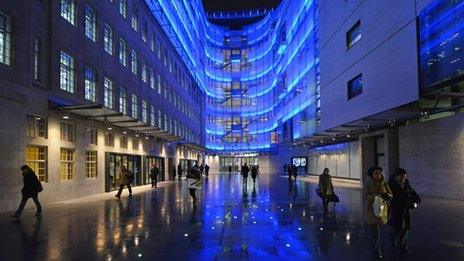 New Broadcasting House