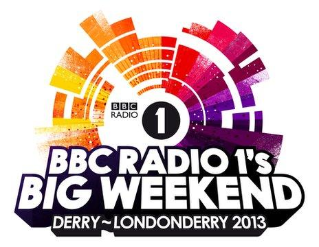 Radio 1's Big Weekend logo