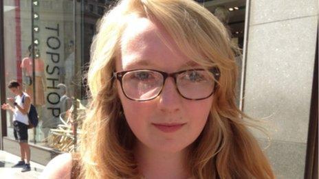 Sarah, 16