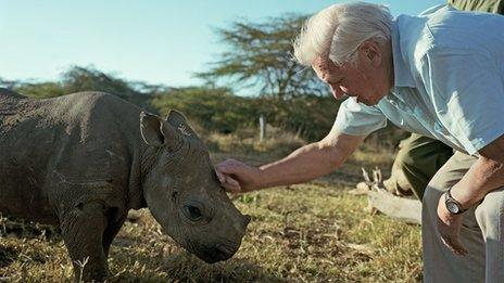 David Attenborough on Africa