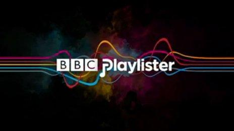BBC Playlister logo