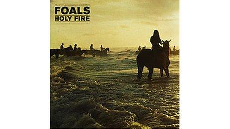 Holy Fire album cover