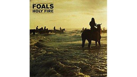 Holy Fire album cover