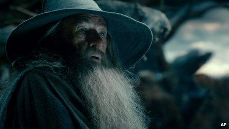 Screenshot from The Desolation of Smaug