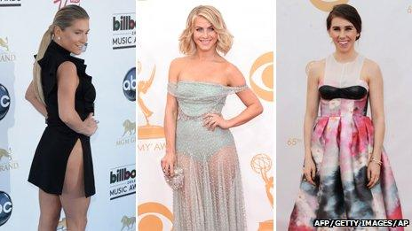 Kesha, Julianne Hough and Zosia Mamet