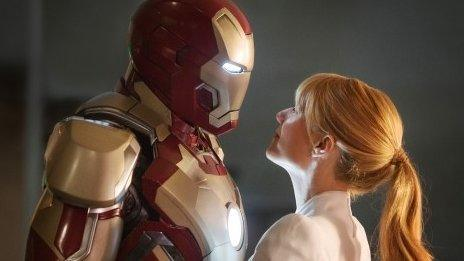 Still from Iron Man 3