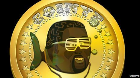 Coinye graphic