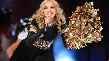 Madonna 'sorry' for posting racial slur on Instagram