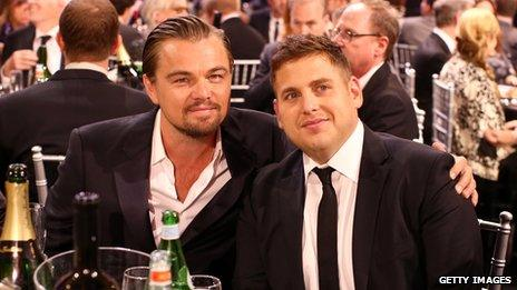 Jonah Hill reveals £36k fee for The Wolf of Wall Street