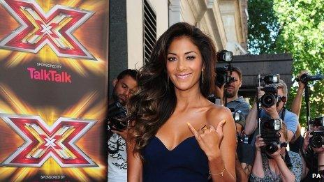 Nicole Scherzinger went on to judge on the UK version of the talent show