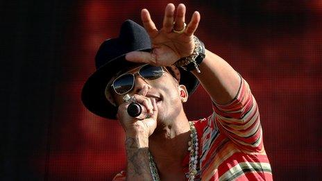 Pharrell Williams had been due to perform at the festival.
