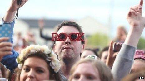 Big Weekend in Derry, Londonderry