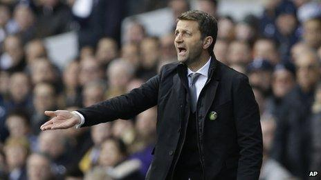 Tim Sherwood