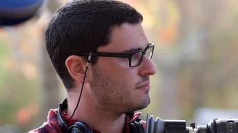 Josh Trank is most famous for directing superhero film Chronicle