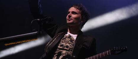 Matt Bellamy from Muse