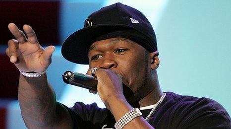 50 Cent: New disc will 'hit hard' - BBC Newsbeat