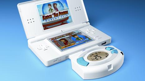Didget system for Nintendo's DS