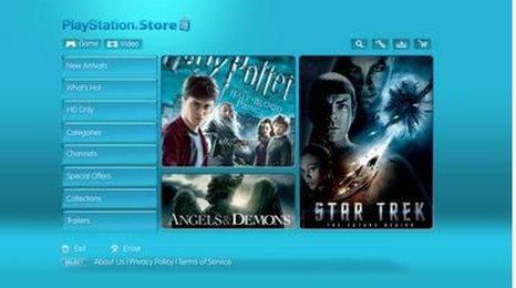Video Store for Playstation screengrab