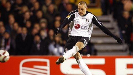 bddf356032c Fulham s Europa League dream - BBC Newsbeat