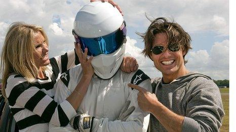 Cameron Diaz, 'The Stig', Tom Cruise
