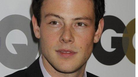 Cory Monteith from Glee