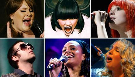 Stars pick 'best albums of 2010' - BBC Newsbeat