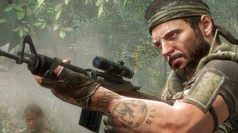 CoD: Black Ops screenshot
