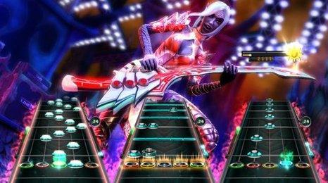 Guitar Hero screenshot