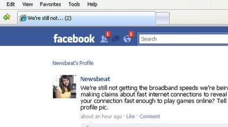Newsbeat Facebook