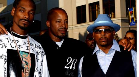 Snoop Dogg, Warren G and Nate Dogg