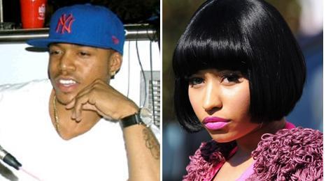 Nicholas and Nicki Minaj