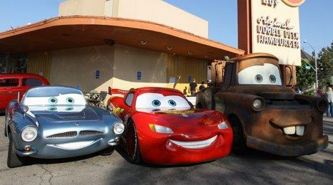 Pixar Boss Reveals Cars Movie Merchandise Made 10bn Bbc Newsbeat