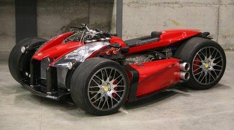 The Wazuma V8
