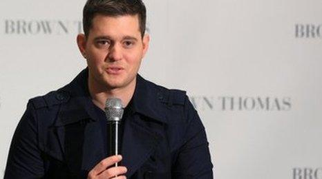 Michael Buble Christmas Album.Michael Buble Wants His Christmas Album To Be His Legacy