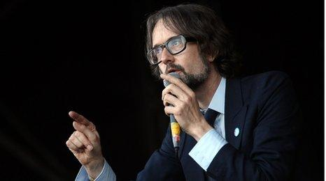 Jarvis Cocker from Pulp