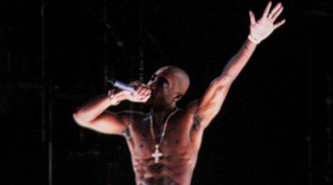 Hologram of Tupac