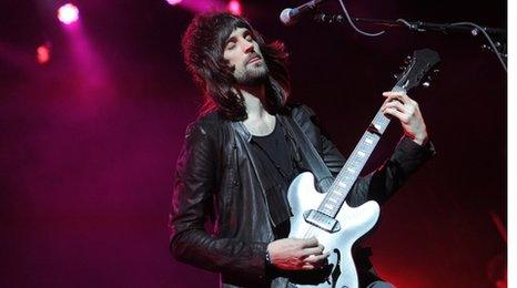 Sergio Pizzorno from Kasabian