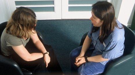 Samaritans counsellor