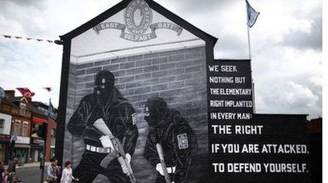 Northern Ireland and the Troubles