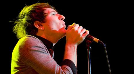 Adam Young from Owl City
