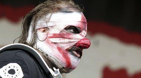 Slipknot's 'Clown'