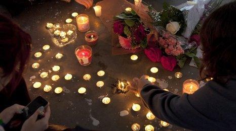 Memorial for Amanda Todd